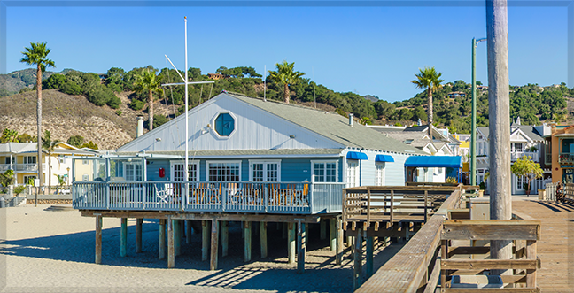 San Luis Yacht Club Clubhouse